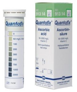 QUANTOFIX Ascorbic acid