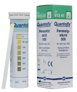 QUANTOFIX Peracetic Acid 500