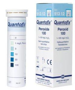 QUANTOFIX Peroxide 100