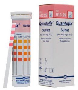 QUANTOFIX Sulfate