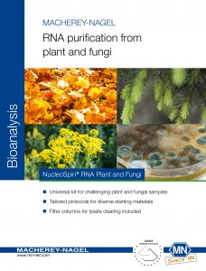 NucleoSpin RNA Plant and Fungi