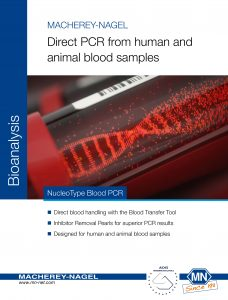 NucleoType Blood PCR