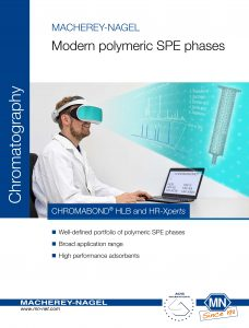 SPE Modern Polymeric SPE phases